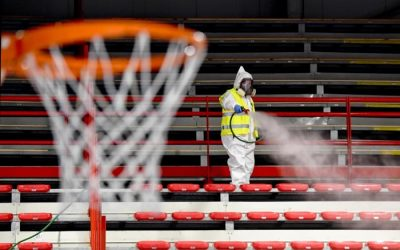 How has the new Coronavirus been affecting sports?