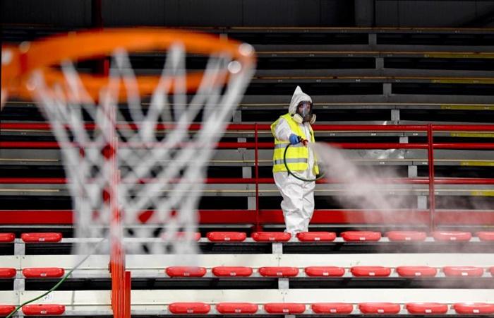 ¿Como ha estado afectando al deporte el actual Coronavirus?