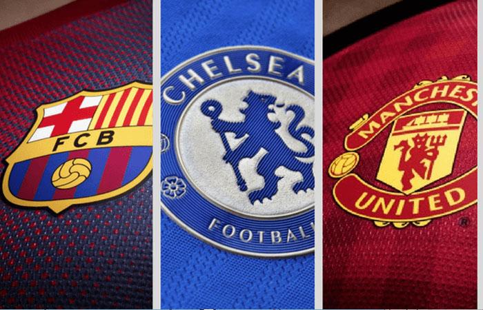 European teams that enjoy hegemony in their leagues